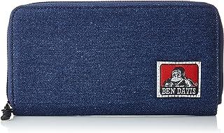 [ベンデイビス] 長財布 メンズ ロングウォレット ラウンドファスナー ブランドタグ付き BDW-9194