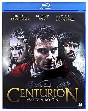 Centurion [Blu-Ray] (English audio)