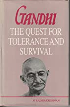 Gandhi: The quest for tolerance and survival