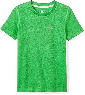 Starter Boys' Short Sleeve Tech T-Shirt, Amazon Exclusive