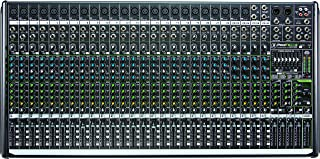 mackie 5 channel mixer