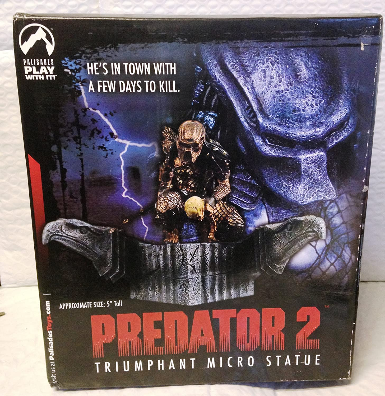 Predator Triumphant Microbust from Predator 2