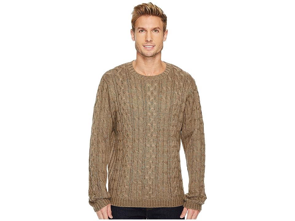 Mountain Khakis Prospector Sweater (Classic Khaki) Men