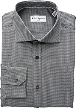8752064af41 Robert Graham. Jess - Diamonds Dress Shirt.  66.60MSRP   148.00. Grey