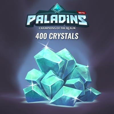 400 Paladins Crystals [PC Code - No DRM]