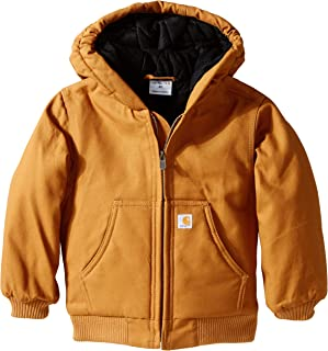 Boys' Toddler Active Quilted Flannel Lined Jacket