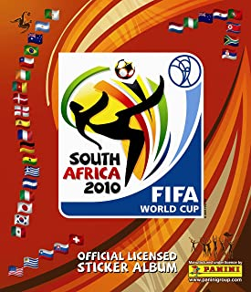 World CUP Africa 2010 Panini Complete Collection 640 Stickers NEW
