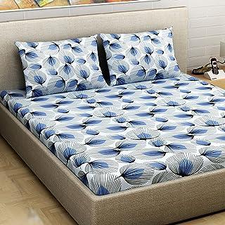 Divine Casa Millenial Double Bedding Set, Multi-Colour, ML1809