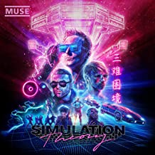 muse new album simulation theory