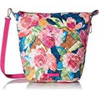 Vera Bradley Carson Signature Cotton Hobo Bag (Superbloom)