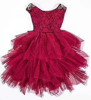 red tutu dresses