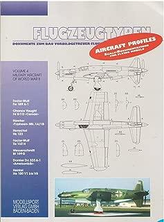 Flugzeugtypen Volume 4: Military Aircraft of World War II
