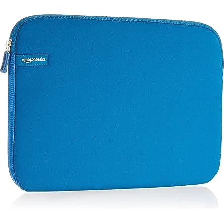 """Amazon Basics NC1506164F - Funda para ordenadores portátiles (13.3""""), color azul claro"""