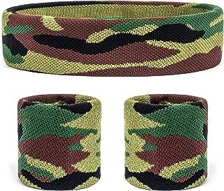 camo headband