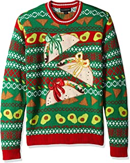 blizzard holiday sweater