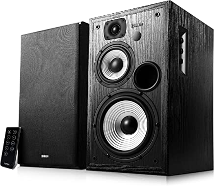 Edifier R2730DB Altavoz Inalámbrico y Alámbrico Bluetooth, 68W, Color Negro