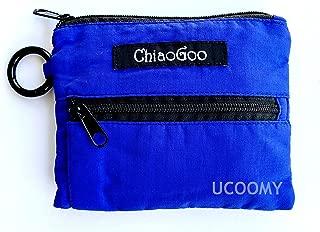 ChiaoGoo Twist Shorties (US-4 Thru US-8) Interchangeable Knitting Set (S) Join Tips