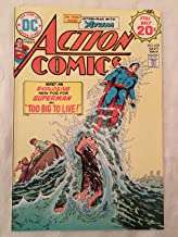 DC Action Comics #439 Superman And The Atom