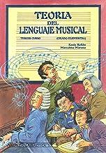 BELLON y MORENO - Teoria del Lenguaje Musical 3º (Grado