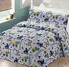 john deere queen bedding set