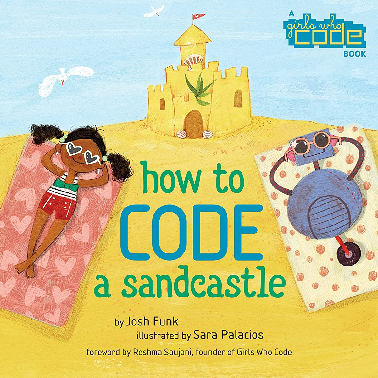 どっちでも周術期不愉快How to Code a Sandcastle (English Edition)