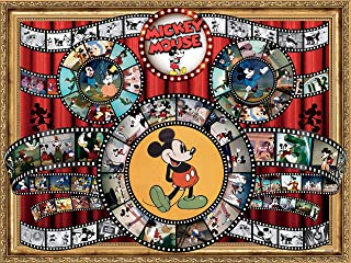 Best mickey mouse jigsaw puzzle Reviews