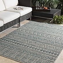 "Artistic Weavers Esperanza/ Renate Area Rug, 4'3"" x 5'11"", Teal"