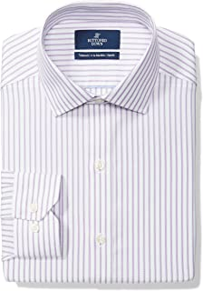 Amazon Brand - BUTTONED DOWN Men's Tailored Fit Non-Iron...