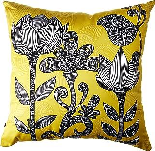 Deny Designs Valentina Ramos Green Garden Throw Pillow, 26 x 26
