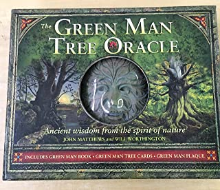 The Green Man Tree Oracle : Ancient Wisdom From the Spirit of Nature (book, cards & plaque)