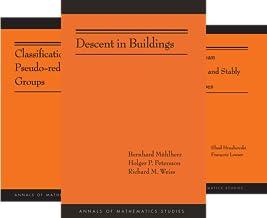 Annals of Mathematics Studies (51-100) (50 Book Series)