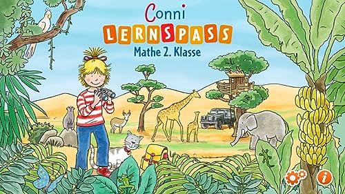 Conni Mathe-Lernspiel 2. Klasse - 9