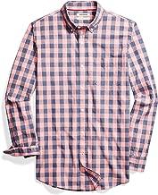 Best pink plaid mens shirt Reviews