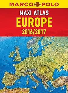 Europe Marco Polo Maxi Atlas (Marco Polo Road Atlas)