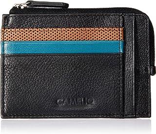 CAMELIO Black Card Case (CAM-WL-0017)
