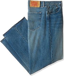 Calça Jeans Levis Masculina 501 Original Big & Tall Clara