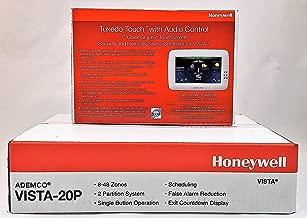 Honeywell Vista 20P With TUXWIFIW Tuxedo Touch Controller