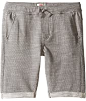 Levi's® Kids Athleisure Knit Shorts (Big Kids)