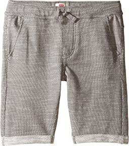 Levi's® Kids - Athleisure Knit Shorts (Big Kids)
