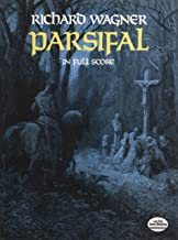 Parsifal in Full Score (Dover Music Scores)