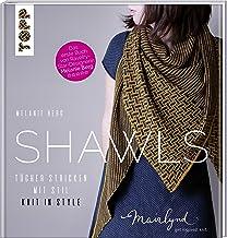 Shawls: Tücher stricken mit Stil. Knit in Style. (zweisprac