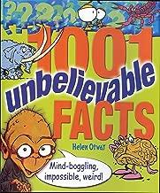 Best 1001 unbelievable facts Reviews
