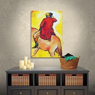 アートウォール 「Edgar Degas」作 Susi Franco Gallery ラップ キャンバス アートワーク 18 by 14-Inch 0fra073a1418w