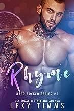 Rhyme: Steamy Rock N' Roll Romance (Hard Rocked Series Book 1)