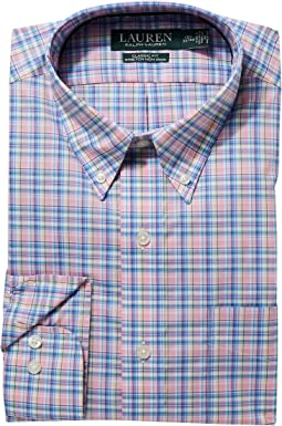 Classic Fit No-Iron Cotton Dress Shirt