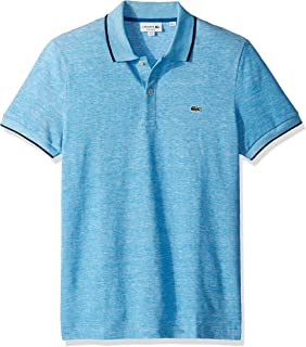Men's Short Sleeve Printed Pique Classic Fit Polo