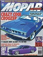 Mopar Action Magazine April 2019