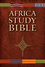 Africa Study Bible, NLT (Hardcover)