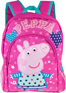 peppa pig school bag