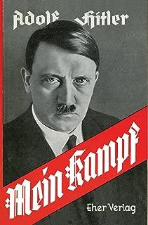 Best mein kampf original copy Reviews